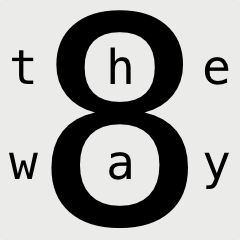 Eighthway Logo with Background